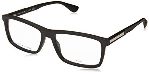 Eyeglasses Tommy Hilfiger Th 1549 0003 Matte Black - Black 0003 Matte Eyeglasses