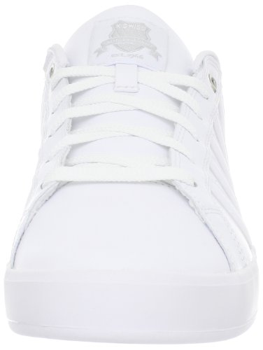 K-Swiss Men's Gallen Iii Fashion Trainer White/Silver for cheap XTQbe