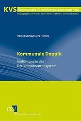Kommunale Doppik: Einführung in das Dreikomponentensystem