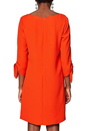 825 Femme Robe Collection Orange Esprit red qawFXPOnx