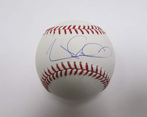 (Wilson Betemit Tampa Bay Steiner Hologram Signed OML Baseball JSA 138293)