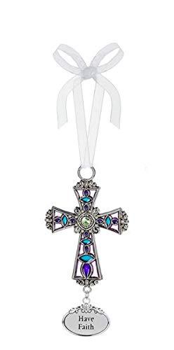 Ganz Cross Ornament Have Faith (By Crosses Faith)