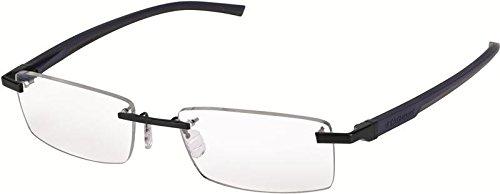 Tag Heuer 0842 Eyeglasses 008 Lava/Blue-Grey/Grey 54mm