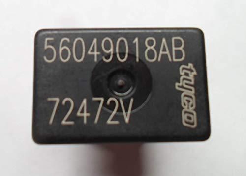 (TYCO OEM RELAY 56049018AB 72472V (1 Relay))