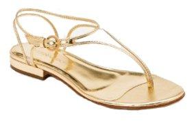 Bernardo Women's Parker Thong Sandal, Gold