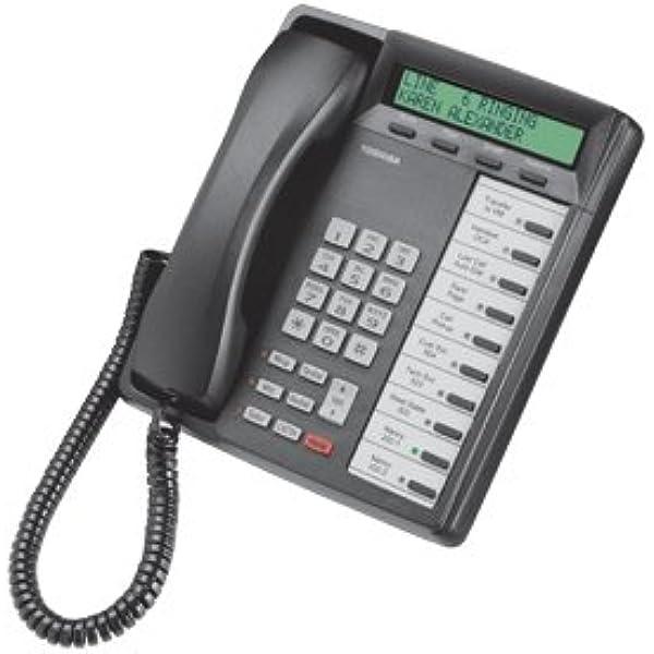 Refurbished DKT3010SD Toshiba DKT3010-SD 10 Button Digital LCD Display Phone
