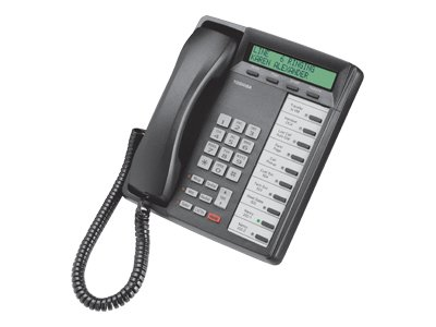 Toshiba DKT3010SD 10 Button with Speakerphone & LCD Display. Toshiba DKT3210SD 10 Button with Speakerphone & LCD Display. Compatible with all Toshiba DK Systems including DK8, DK16, DK16E, DK40, DK280, CTX28, CTX100, CTX672, CIX40, CIX100, CIX670. (Speakerphone Display)