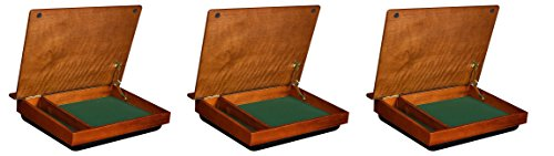 (LapDesk Schoolhouse Wood LapDesk with Storage (45075) (Pack of 3))