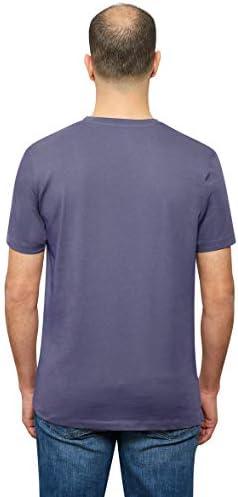 31p3k0U9RdL. AC Organic Signatures Men's Short-Sleeve Crewneck 100% Organic Cotton T-Shirt    From the brand