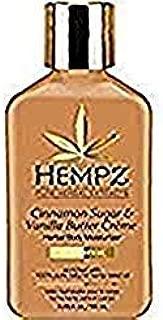 product image for Hempz Limited Edition Cinnamon Sugar & Vanilla Butter Creme Herbal Body Moisturizer 2.25