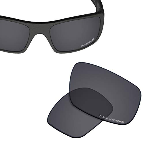 New 1.8mm Thick UV400 Replacement Lenses for Oakley Crankshaft Sunglass - Options
