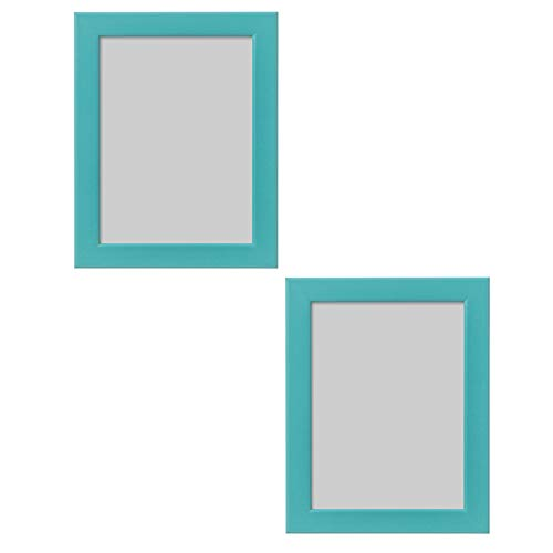 Blue Color Frame - IKEA FISKBO Frame 5x7