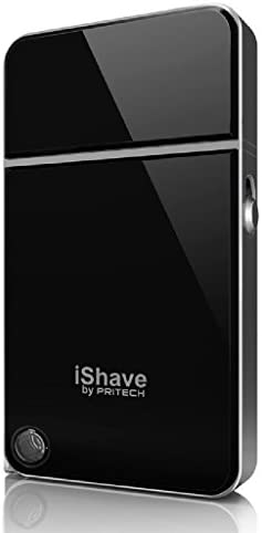 PRITECH Professional USB rechargeable mirror surface shaver for ...
