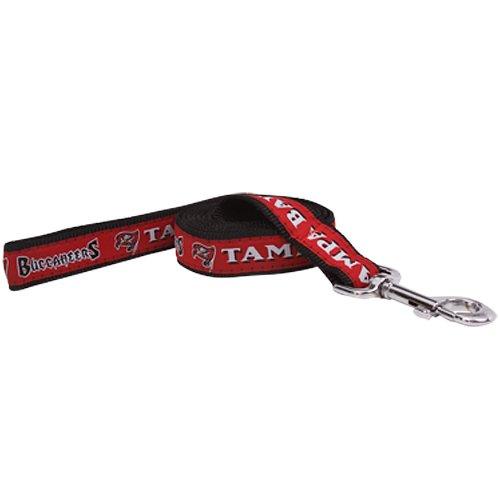 UPC 023508011682, Pets First NFL Tampa Bay Buccaneers Pet Leash, Large