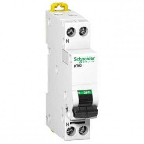 Disyuntor – schneider DT40 – Fase + neutro – – – 32 A), – Curva B – schneider electric a9 N21014 8cf409
