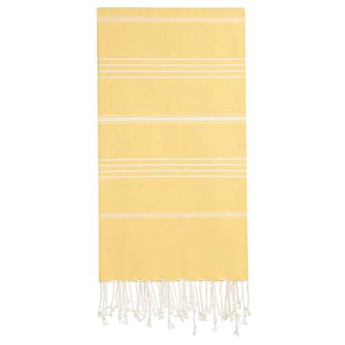 yellow bath accesories - 9