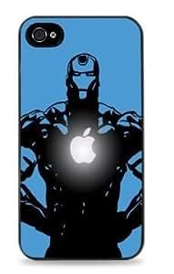 Iron Man Apple iPhone 5C Silicone Case - Black -146