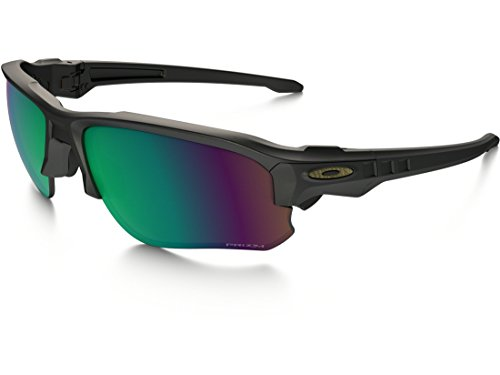 Oakley SI Speed Jacket Satin Black with Prizm Shallow H20 - Enforcement Oakley Day Law