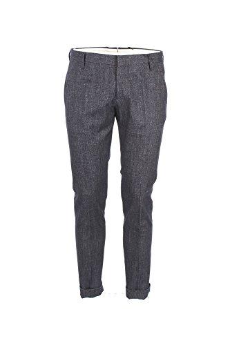 Pantalone Uomo Entre Amis 38 Blu Pa18/8201/1096 Autunno Inverno 2017/18