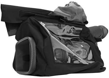 Black Rain Cover PortaBrace RS-XF300 Rain Slicker Canon XF-300 /& XF-350