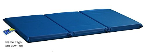 """Creative Colors 700B Rest Mat, 3-Fold, 2"""" Thick, Blue from Creative Colors"""