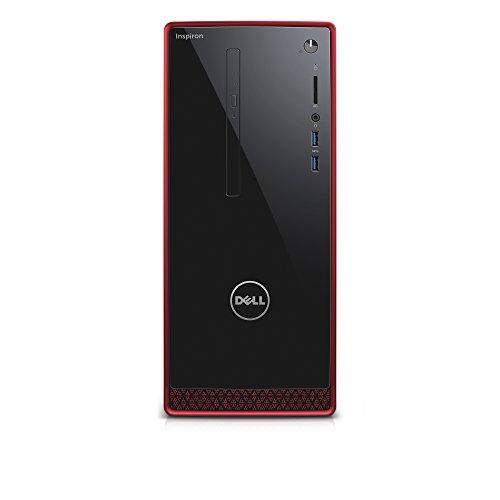 Dell Inspiron i3650-11561RED Desktop (Intel Core i7, 16 GB RAM, 2 TB HDD) AMD Radeon R9360