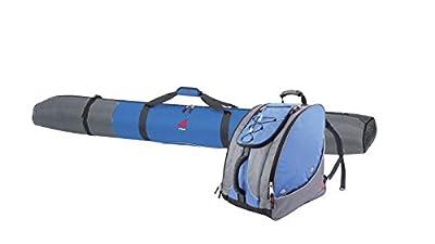 Athalon Deluxe Ski & Boot Bag Combo Set