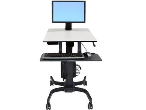 Ergotron WorkFit-C Single LD Sit-Stand Workstation (24-215-085)