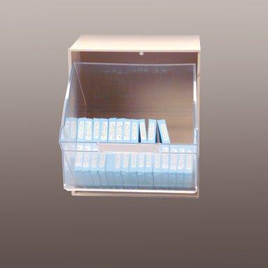 Devine Medical Tilters Tilt Front Bin, 1 Bin, 12x14x12 by Devine Medical (Image #1)