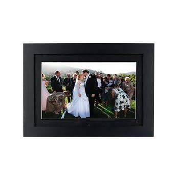 Polaroid XSA-01140B 11-Inch 512MB Digital Photo Frame & MP3 Player, Black