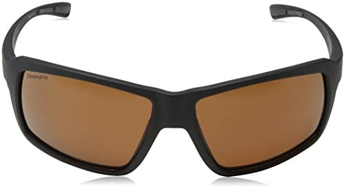 Black Matt Black//Orange Pz Cp Smith Men/'s COLSON XE 003 63 Sunglasses