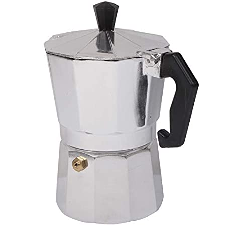 LWL House Cafetera Moka de Aluminio Cafetera Espresso ...