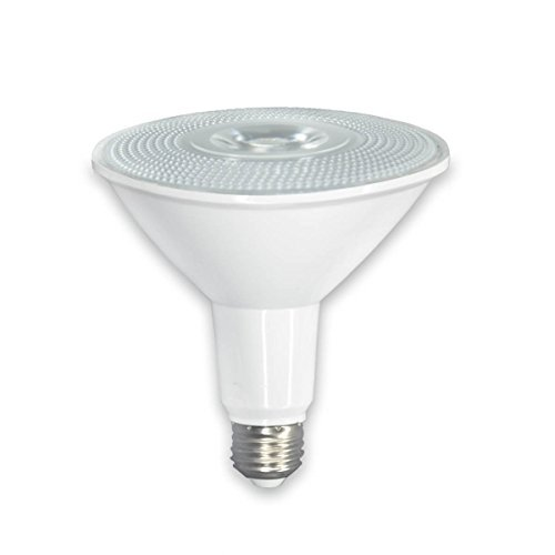 PAR38 LED Flood Light Bulb, IP65 Indoor and Outdoor Use,20W LED Flood Light Bulb (150W Equivalent), 1800lm, 4000K Pure White, 40 Degree Beam Angle, Medium Base(E26), Spotlight (Bulb 20w Flood)