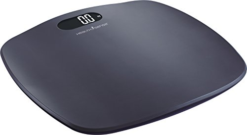 Health Sense PS 126 Ultra-Lite Personal Scale (Grey)