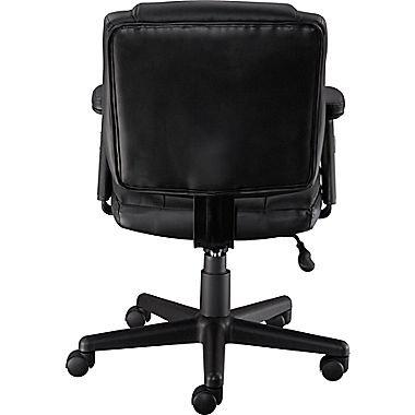 Amazoncom Staples Telford II LuxuraManagers Chair Black