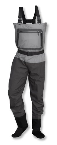 - Adamsbuilt Guide Weld Chest Wader Boots, Small