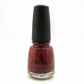 China Glaze Cherry 14ml # 70313 crystal pearl lacquer