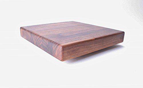 Black Walnut Edge Grain Wooden Cutting Board #169