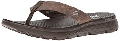 Skechers Mens On-The-go 400-54256 On-The-go 400-54256 Brown Size: 12 US / 11 AU