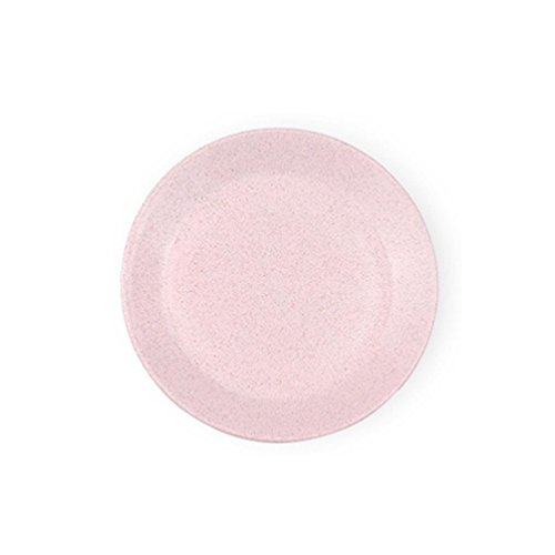 Dish, Botrong Environmental Protection Round Plate Snack Mel