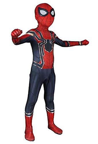 Cosplay Costumes Superhero Costumes Lycra Spandex Zentai Halloween Kids 3D Style