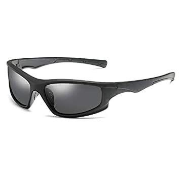 194b985980 Image Unavailable. Image not available for. Color  2018 Brand Black  Sunglasses for Men Women Polarized Driving UV400 Protection Retro Vintage  Sports Sun ...