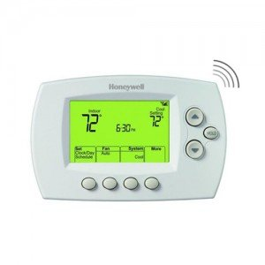 Honeywell TH6320WF1005 FocusPRO Universal Wi-Fi Thermostat-2PK