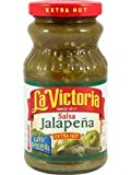 La Victoria Salsa Jalapeno Green, 12 oz