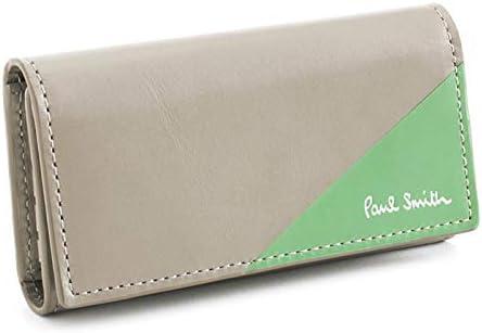 ポールスミス キーケース 灰(グレー) Paul Smith psc052-13 メンズ 紳士