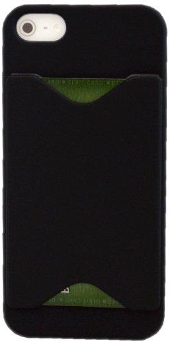 Katinkas Credit Card Case für Apple iPhone 5 schwarz