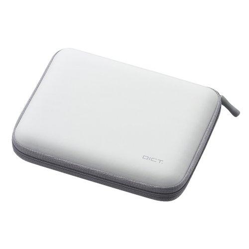 Elecom Dict. Dizionario elettronico di stilo Storage/EVA semi rigida tipo (bianco) djc-003nwh (Japan Import) Elcom