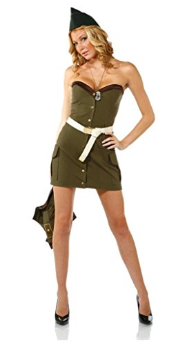 Angcoco Cosplay US American Soldier Policewoman Stewardess Air Hostess Costumes