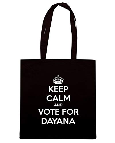 Speed CALM Shirt Nera FOR AND Borsa DAYANA TKC1450 Shopper KEEP VOTE axarqgYw