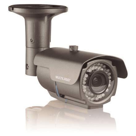 Camera Bullet Multilaser AHDM 960P 12MM 72 LED IP66 SE144